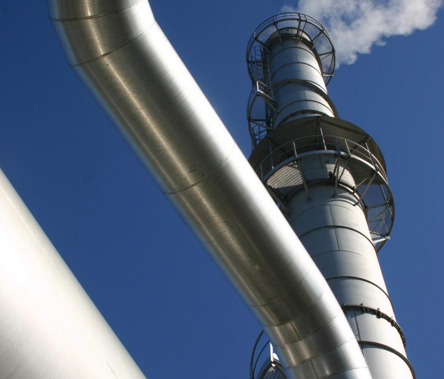OLEARIA SAFORT – Nuovo impianto estrazione e trattamento fumi