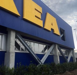 Adeguamento Sismico IKEA Store Bologna