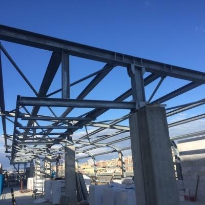 Fabbricato passeggeri Extramurale – Stazione di Bari