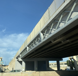 Rinforzo strutturale Ponte sulla SS96